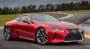 Lexus dévoile la LC 500