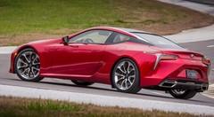 Lexus LC 500 : La nouvelle GT japonaise