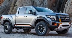 Le Nissan Titan réplique au Raptor par ce Warrior démesuré