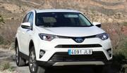 Essai nouveau Toyota RAV4 Hybride : puissant mais sans bonus