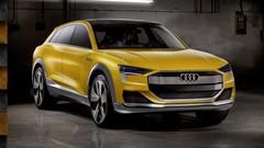 L'hydrogène au coeur de l'Audi h-tron concept