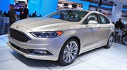 Ford Fusion alias Mondeo restylée