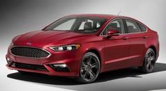 La Ford Mondeo change de look et s'offre 325 ch à Detroit