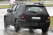Indiscrétions sur le prochain Mercedes GLK