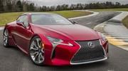 Lexus LC 500 : quand le plaisir l'emporte
