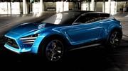 Toyota montre partiellement le ViRA Concept