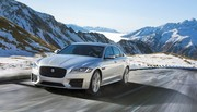 Jaguar XF : Désormais avec une transmission 4x4