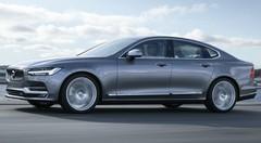 Prix Volvo S90 : Sus aux allemandes