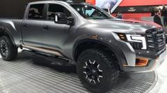 Nissan dévoile le Titan Warrior Concept, paré pour l'apocalypse