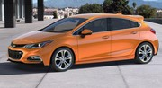 La nouvelle Chevrolet Cruze 5 portes se dévoile