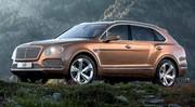Economie : Bentley en baisse en 2015