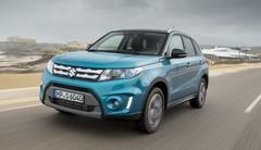 Essai Suzuki Vitara 1.6 BVA : une boîte auto pour le Vitara essence