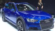 Audi A4 Allroad quattro, le break tout-terrain se renouvelle