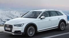 Audi A4 Allroad 2016