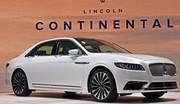 Lincoln Continental, le réveil du luxe de Ford ?