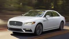 Lincoln Continental : le retour !