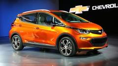 Salon Detroit 2016 : Chevrolet Bolt