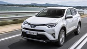 Essai Toyota RAV4 Hybride : notre avis sur le nouveau RAV4