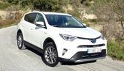 Essai Toyota RAV4 Hybride : 197 ch...ameaux !