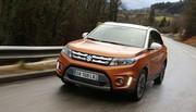 Essai Suzuki Vitara 120 ch Diesel TCSS : vive le double embrayage !