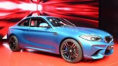 La BMW M2 Coupé expose ses 370 chevaux