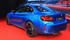 La BMW M2 fait ses grands débuts