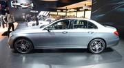 La nouvelle Mercedes Classe E à Detroit