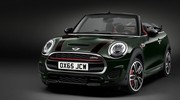 La Mini Cabrio se lâche en version John Cooper Works