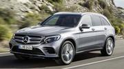 Mercedes : un GLC à hydrogène en 2017