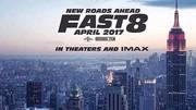 Fast & Furious : Vin Diesel dévoile l'affiche du huitième volet