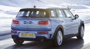 Mini Clubman ALL4 : à 4 roues motrices