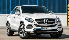 Essai Mercedes GLE 350 CDI Coupé : Le colosse endimanché