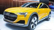 Audi prêt à tout avec les Quattro Concept e-tron et h-tron