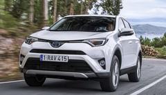 Essai Toyota RAV-4 Hybrid : Unique