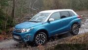 Essai Suzuki Vitara Diesel : Une boîte auto pour le 4x4