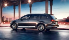 Volkswagen Golf SW Allstar : le break techno