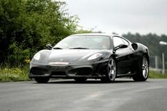 Ferrari F430 Challenge Stradale : moins de poids, plus de puissance