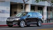 Volvo : le demi million d'autos dépassé pour la première fois en 2015
