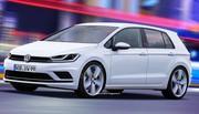 Volkswagen Golf 8 : La future Golf affûte ses armes