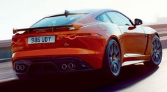 Jaguar F-Type SVR : elle s'affiche en avance