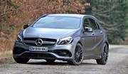 Essai Mercedes Classe A 45 AMG 381 ch (2015 - ) : Etoile filante