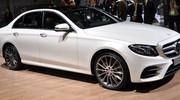 A bord de la nouvelle Mercedes Classe E