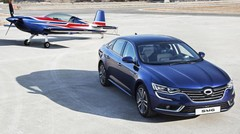 Samsung SM6 : la Renault Talisman « made in Korea »