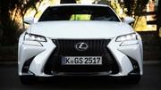 Essai Lexus GS 450h : courant alternatif