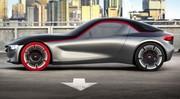 Opel GT Concept au salon de Genève 2016 : un coupé très désirable