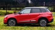 Essai Suzuki Vitara 1,6l DDiS & 1,6l VVT en boîtes automatiques