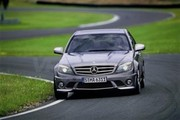 Mercedes C63 AMG : la version officielle