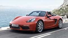 Porsche 718 Boxster : prix, fiche technique et images des 4 cylindres