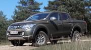 Essai Mitsubishi L200 Instyle Double Cab Auto