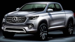 Pick-up Mercedes : Classe X ou Z ?